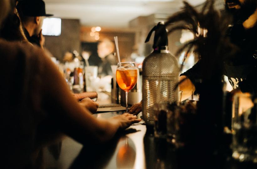 Conversation Bar каждый четверг вBar London