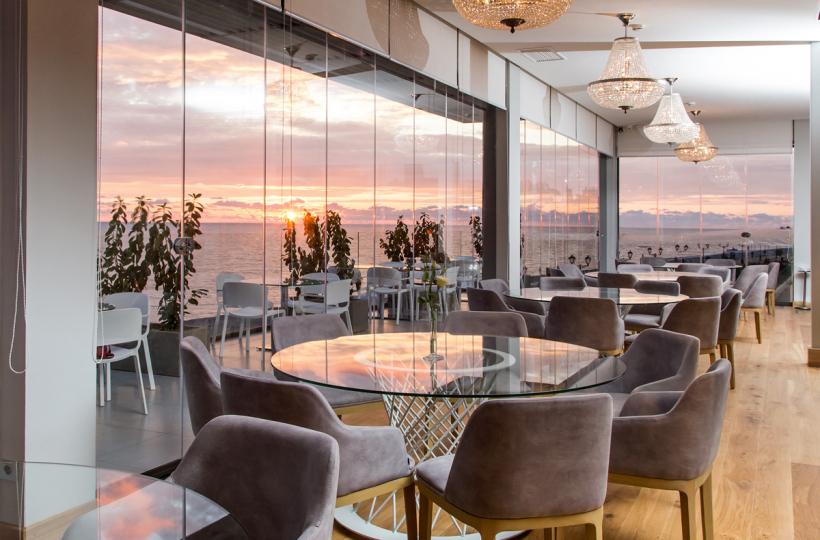 Magellan - новый ресторан LRG
