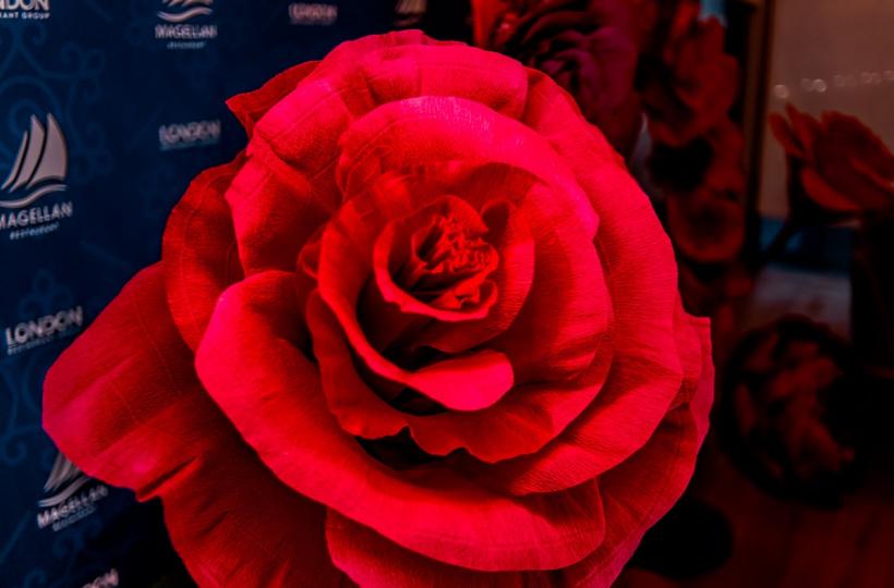 Фотоотчет: День Святого Валентина в ресторане «Магеллан»