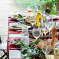 Гастрономический ужин с винами Domaines Schlumberger и Domaine de la Begude