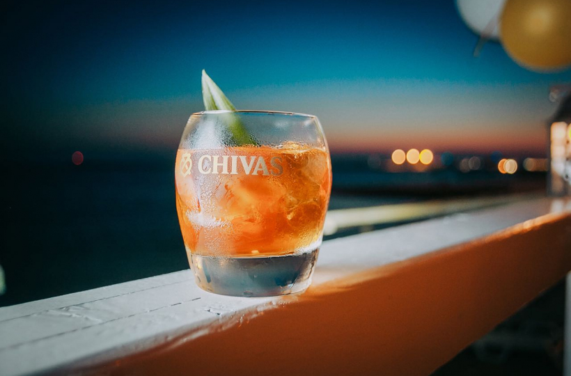 Sunset Chivas Party