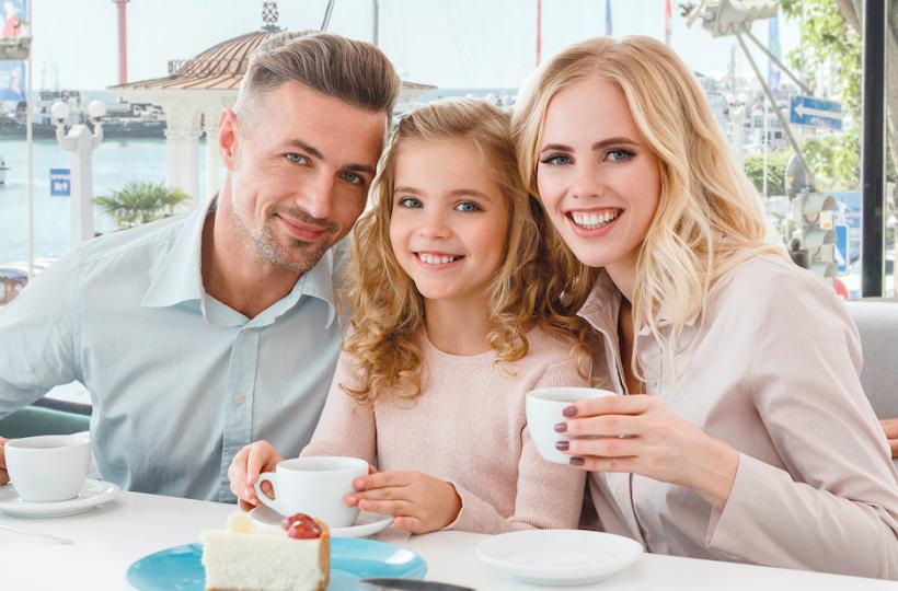 24 марта Family Day в ресторане Barceloneta