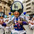 Фотоотчет – 12 октября - карнавал в честь дня Испании