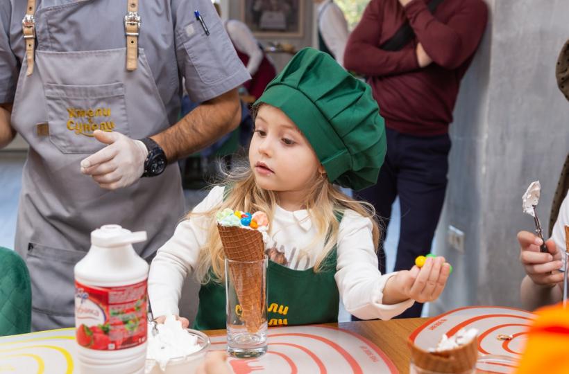 Фотоотчет – Посвящение в юные повара