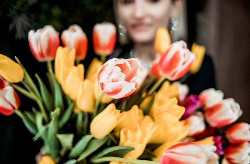 Фотоотчет - 8 марта в Хмели&Сунели