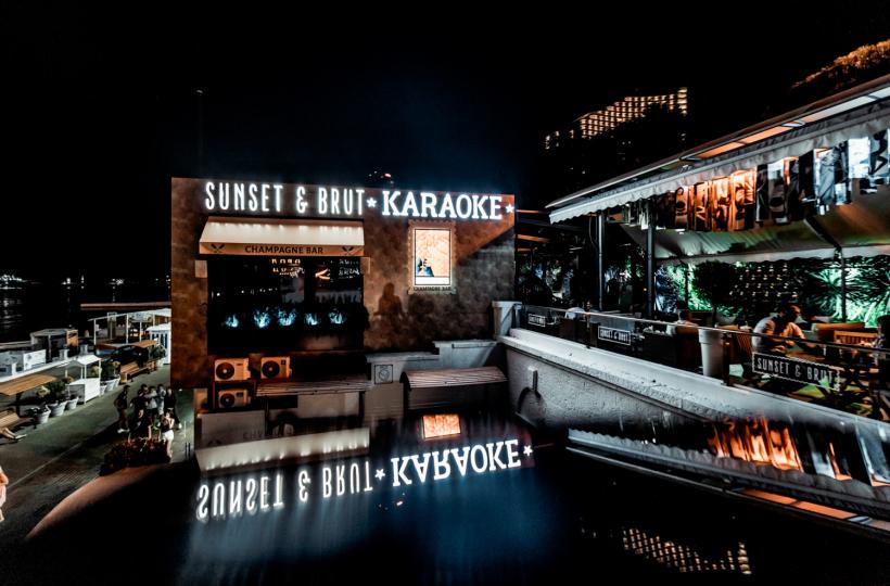 Eva Markes & DJ Efimov - 31.07 фотоотчет  Sunset&Brut