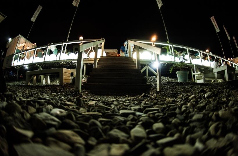 Фотоотчет вечеринки Абрау-Дюрсо в Sea Zone