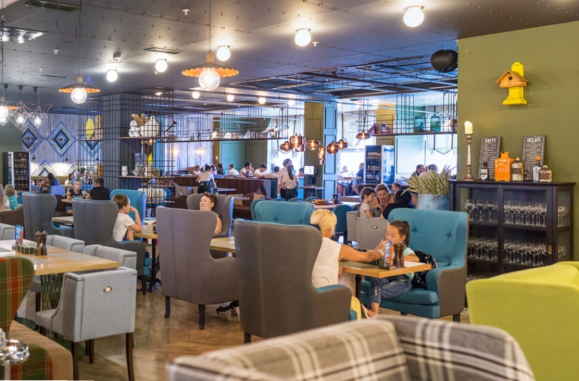 Хмели&Сунели Адлер лучший ресторан города