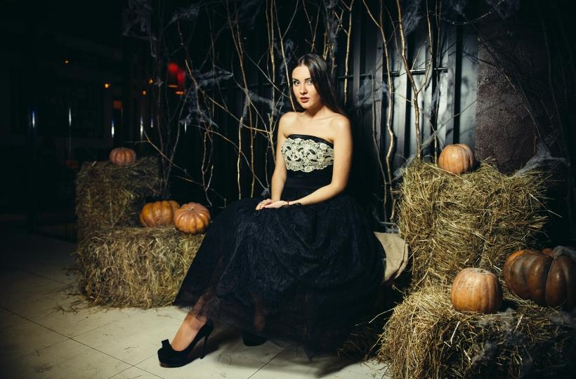 Фотоотчет Halloween party в Bar London