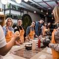 Фотоотчет Кулинарная школа Хмели&Сунели