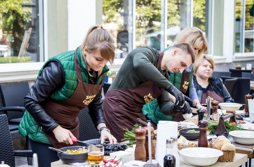Кулинарная школа Хмели&Сунели