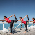Йога с World Class в Sea Zone