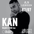 Kan Black Star inc в Bar London