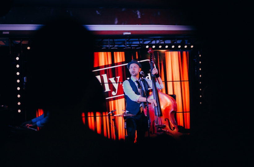 Billy's Band в Bar London - фотоотчет