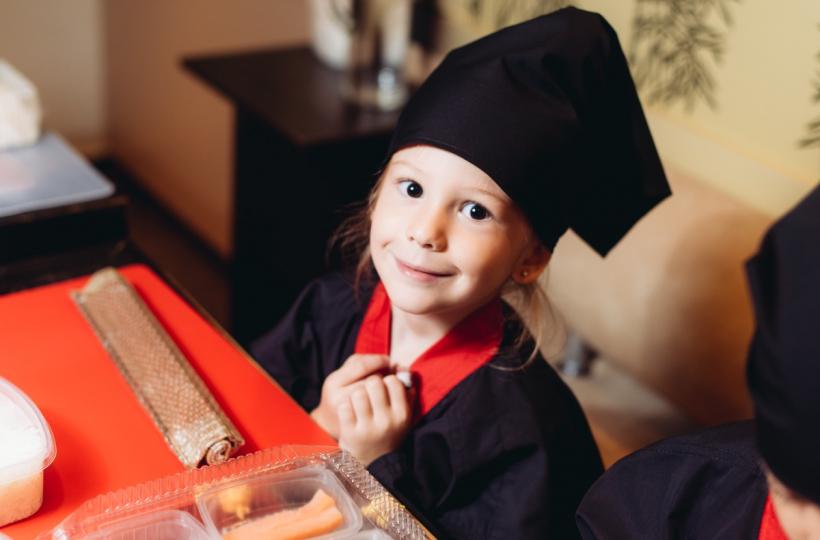 Детский мастер-класс в ресторане Сохо 27 августа