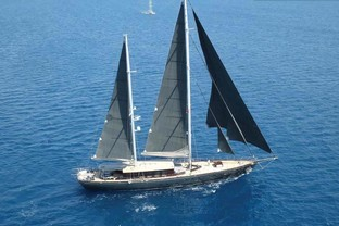 Sailing Ketch 40 m