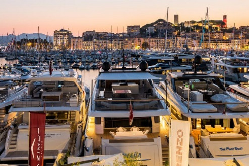 Cannes International Boat & Yacht Show 2018
