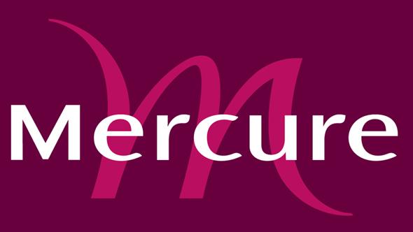 Mercure - red