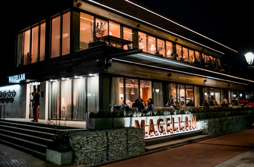 Фотоотчет/Видеоотчет: Эногастрономический баттл в ресторане «Магелан»
