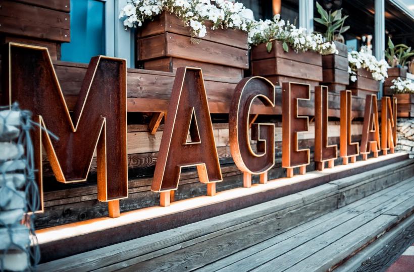 Греческий вечер в ресторане Magellan