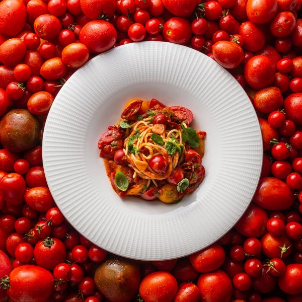 Меню фестиваля La Tomatina