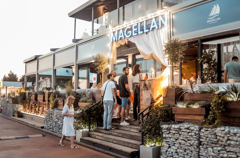 Magellan Марокканский вечер – фотоотчет