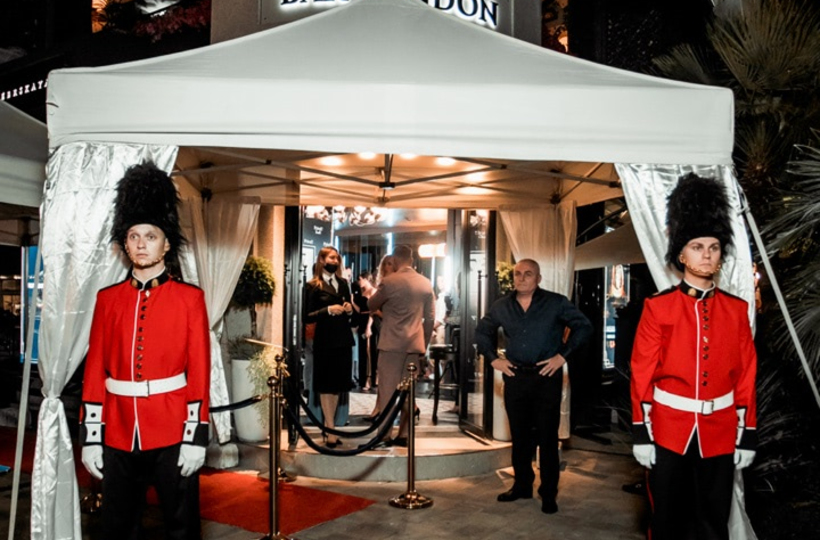 Bar London Grand Opening 18.09 Jukebox Trio - фотоотчет