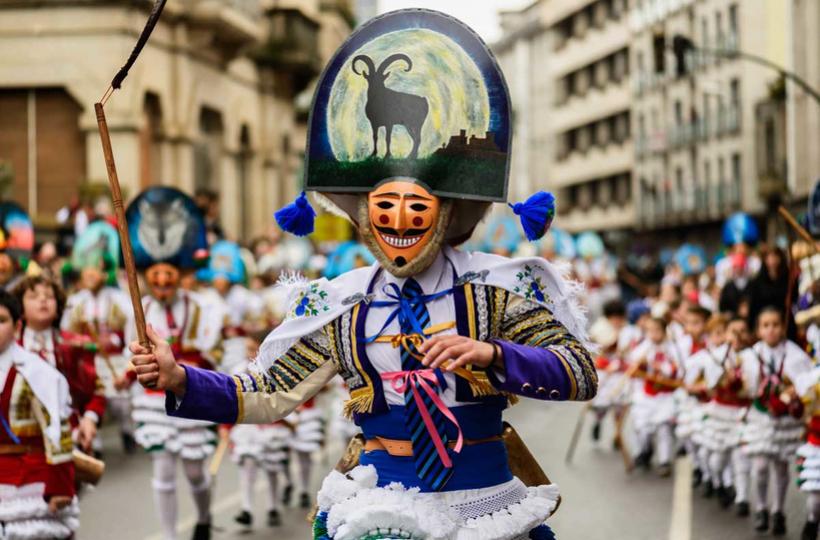 Карнавал в честь Дня Испании