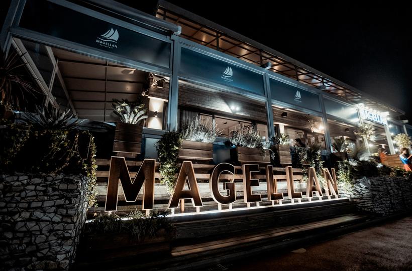 Аргентинский вечер в ресторане Magellan - фотоотчет