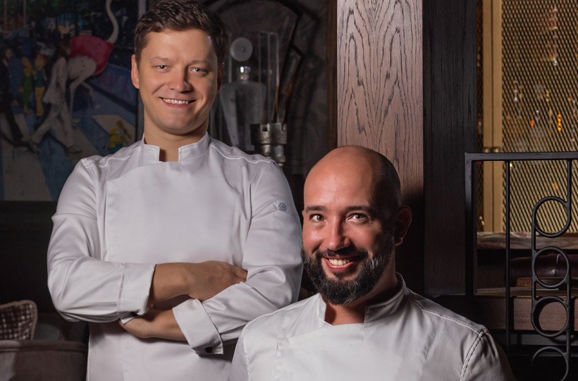 London Restaurant Group  - «Ждите больших побед!»
