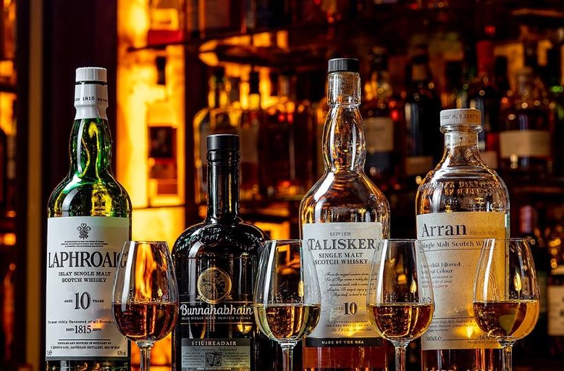 Фестиваль виски World Whisky Day