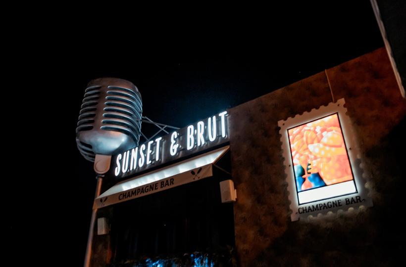 Sunset&Brut фотоотчет 24 июля