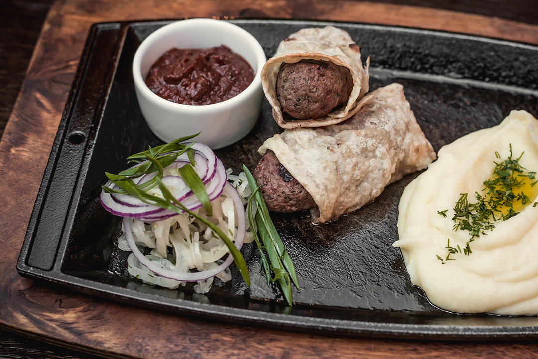 Кебабы из говядины